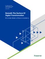 Thought Leadership: Beneath the Surface of Digital Transformation