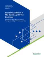 Thought Leadership: Process Excellence in The Digital Age of the Customer